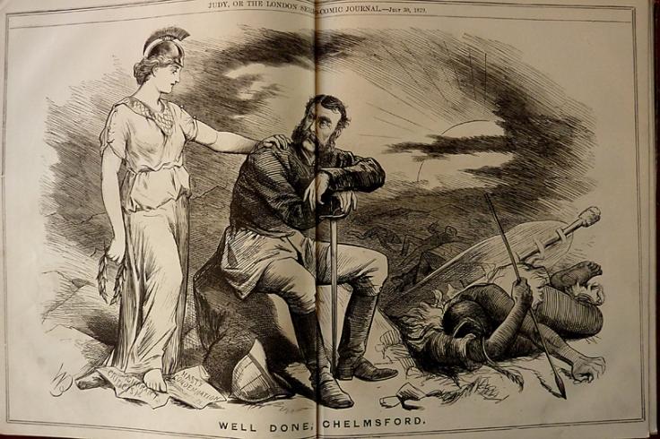 Judy, London Serio-Comic Journal, 1879, Victorian Satire, Racism