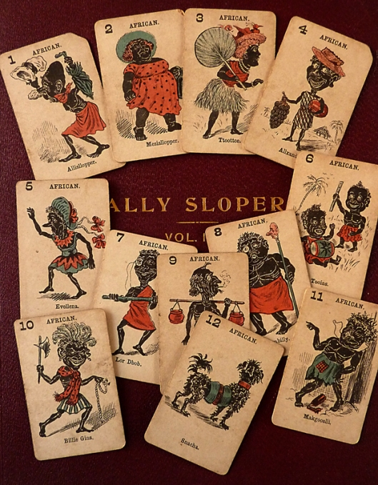 Ally Sloper Card Game