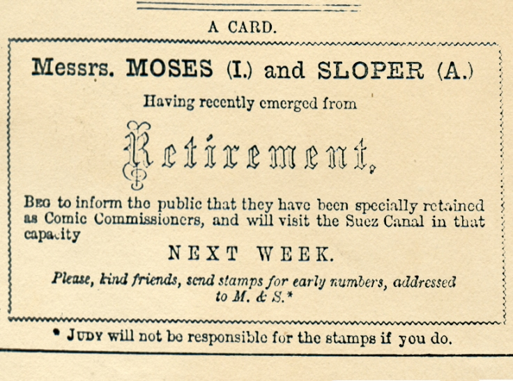 1869-11-24 emerged from retirement - detail - ally sloper- judy