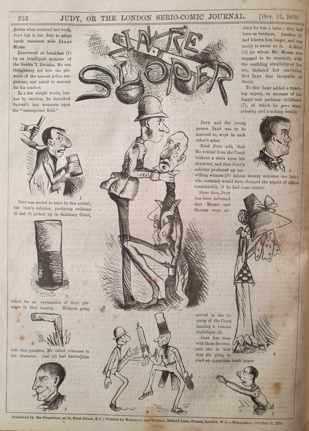 12 october 1870 - in re sloper - judy or the london serio comic journal